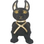 Anubis Egyptian Dog Laying Small Plushie at Mythic Decor,  Dragon Statues, Angels & Demons, Myths & Legends |Statues & Home Decor