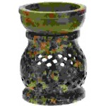 Soapstone Pierced Lace Oil Burner at Mythic Decor,  Dragon Statues, Angels, Myths & Legend Statues & Home Decor