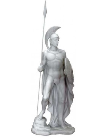 Ares Greek God of War Statue
