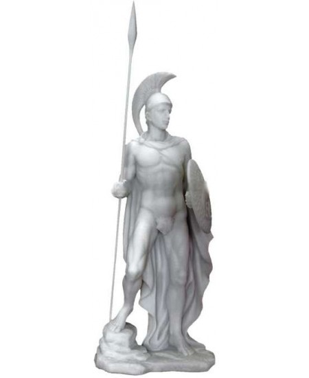 Ares Greek God of War Statue at Mythic Decor,  Dragon Statues, Angels & Demons, Myths & Legends |Statues & Home Decor