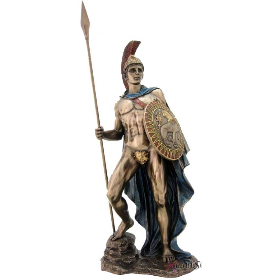 Uncategorized Greek God Ares ares greek god of war statue mars bronze at mythic decor dragon statues angels