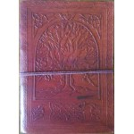 Tree of Life 7 Inch Leather Journal at Mythic Decor,  Dragon Statues, Angels & Demons, Myths & Legends |Statues & Home Decor