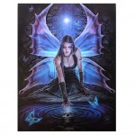 Immortal Flight by Anne Stokes Canvas Art Print at Mythic Decor,  Dragon Statues, Angels & Demons, Myths & Legends |Statues & Home Decor